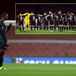+- الدوري الاوروبي:تعادل مرير لارسنال ,ثنائية لليونايتد امام غرناطة وفوز روما على اياكس