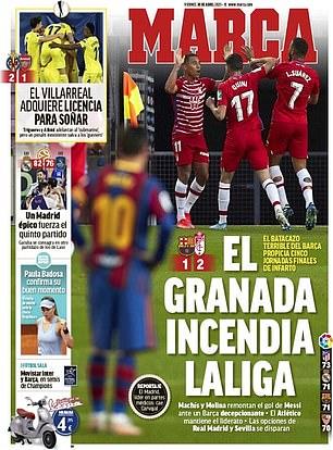 مانشستر يونايتد يقسو على روما، فياريال يهزم ارسنال، غرناطة يجر برشلونة لخسارة مريرة والنصر يتخطى السد