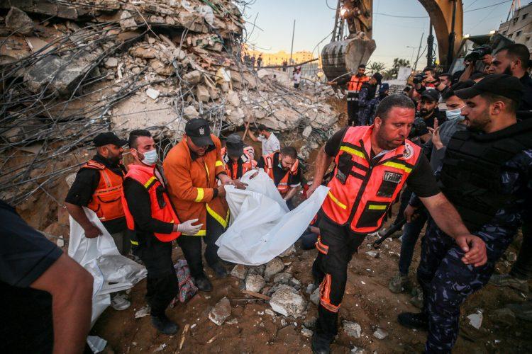 إسرائيل  تستهدف بها عناصر المقاومة تحت الأرض وراح ضحيتها مئات المدنيين.. واخر المستجدات