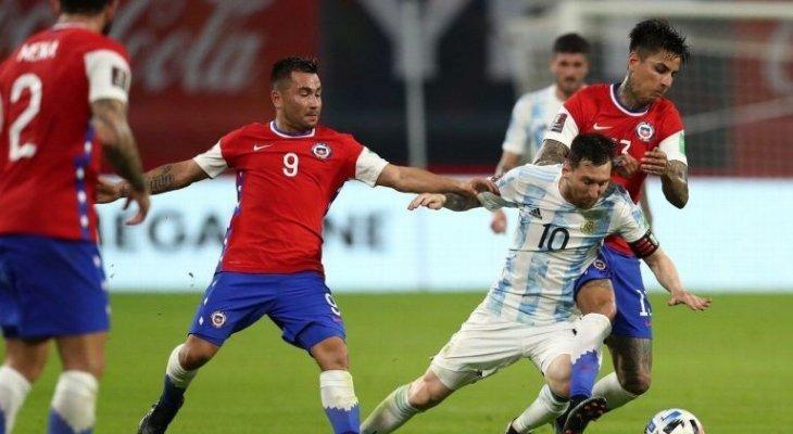 توقيف لاعبة التنس الروسية سيزيكوفا وتصفيات اميركا الجنوبية : الارجنتين تكتفي بالتعادل مع تشيلي وفوز كولومبيا على بيرو