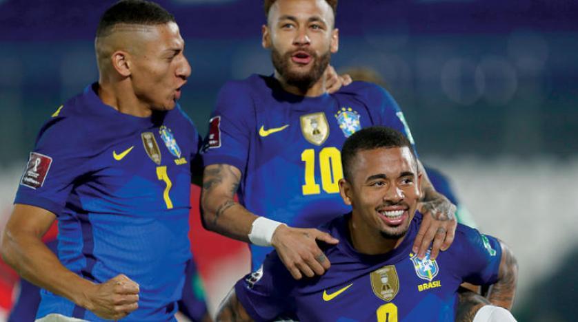 «كوبا أميركا»: البرازيل أمام تشيلي ..والأرجنتين تواجه الإكوادور غداً في ربع النهائي وقمة بين بلجيكا وإيطاليا...وإسبانيا تخشى مفاجآت سويسرا