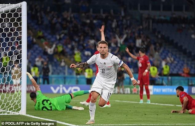 ثلاثيّة لايطاليا امام تركيا، منتخب الجزائر يدخل التاريخ ونادال خارج رولان غاروس على يد ديوكوفيتش