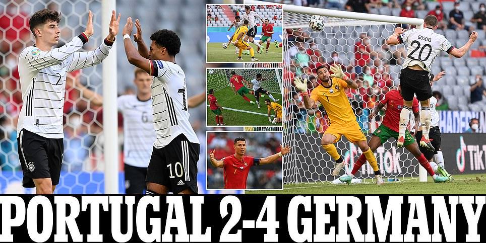 اسبانيا تعادل بولندا والمجر تجر فرنسا للتعادل، المانيا تتخطى البرتغال، ديباي ينضم الى برشلونة