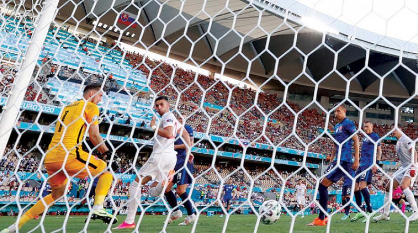 المتأهلين الى الدور الـ16 في يورو، لبنان الى نهائيات كأس العرب وفوز صعب للبرازيل على كولومبيا في كوبا أميركا