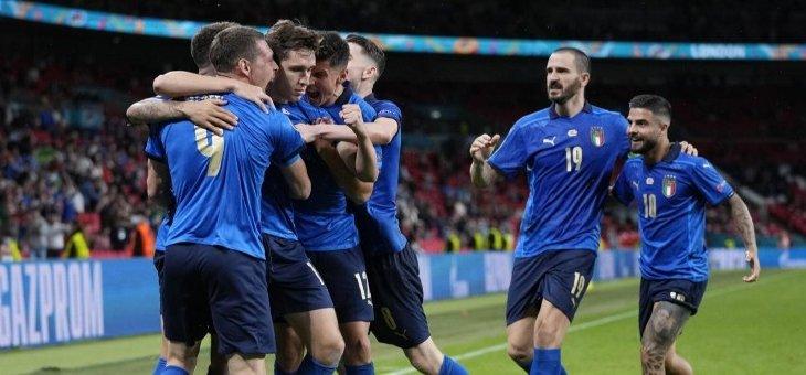 ايطاليا الى ربع نهائي اليورو، الاهلي لنهائي أبطال أفريقيا، الشانفيل يتقدم على اطلس والنني في لبنان