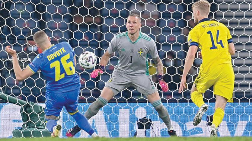 الخروج الصادم لفرنسا والبرتغال وهولندا وألمانيا يفتح الباب لتتويج بطل جديد في «يورو 2020» وإنجلترا تتخلص من «كابوس» الألمان