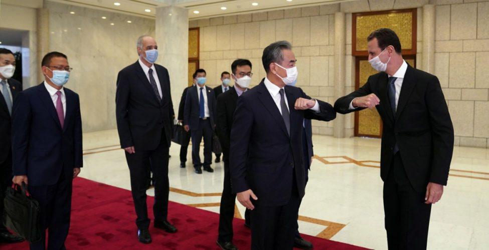 الصين تتودد للأسد لتظفر بموطئ قدم لها في المنطقة.. ما الذي ستحصل عليه من سوريا وماذا ستعطيها بالمقابل؟