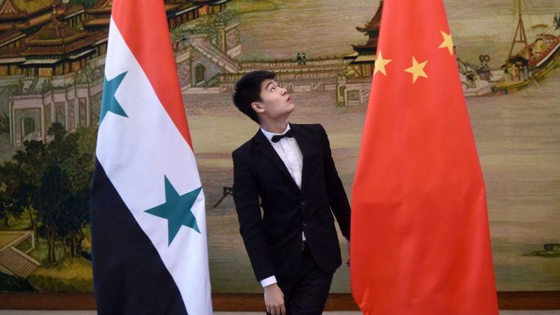 فرصة استثمارية للصين وسط الخراب السوري ووضع النساء في أفغانستان واحتمالات إلغاء طوكيو؟ تساؤل في الغارديان