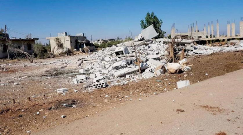 تهجير جديد من جنوب سوريا إلى شمالها