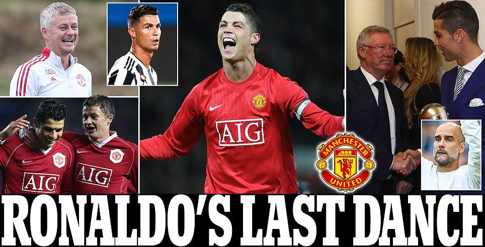 رونالدو الى يونايتد ومبابي الى ريال مدريد، تأهل روما وتوتنهام في دوري المؤتمر وقرعة الابطال
