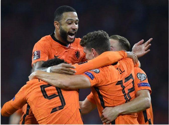 هولندا تقسو على تركيا، إيران تهزم العراق، ليبيا مفاجأة التصفيات الافريقية وتعادل الجزائر