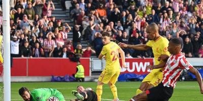 برينتفورد يفرض التعادل على ليفربول وايفرتون يعود الى سكة الانتصارات وفوز قاتل لـ وست هام