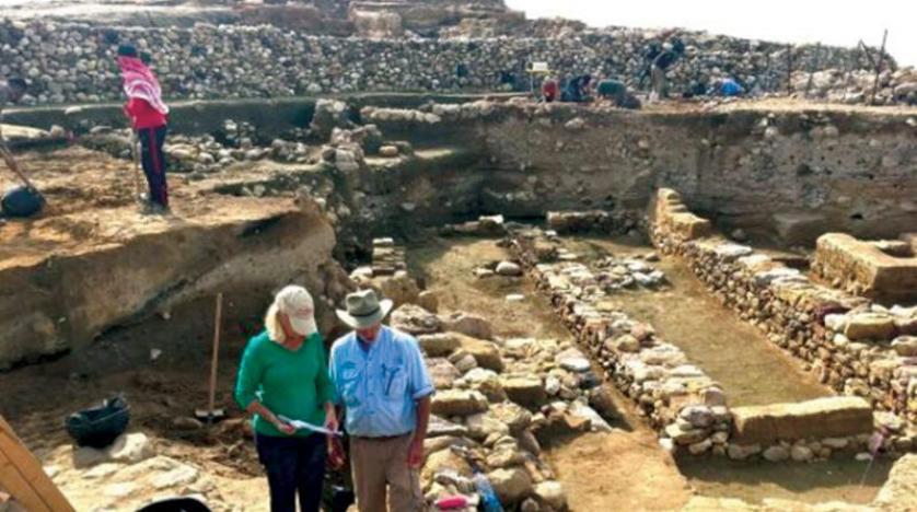 انفجار جوي وراء تدمير مدينة قديمة في الأردن و هرم «مايا» في السلفادور تم بناؤه للحماية من ثوران بركاني