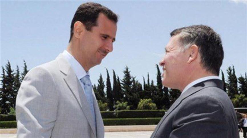 عاهل الأردن: الحفاظ على سيادةسورياواستقرارها ووحدة أراضيها وشعبها والانفتاح العربي قد يصيب لبنان..