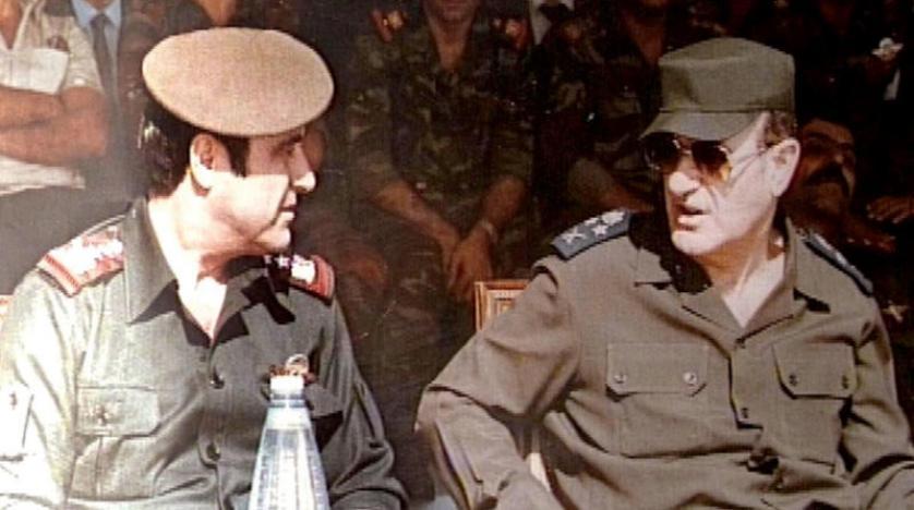 رفعت الأسد نافس شقيقه على {القصر} وهرم في المنفى و{سامحه الرئيس}وأبي أحمد يتحدى العالم - وسياساته تعزله
