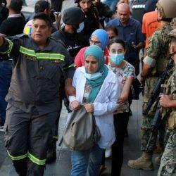 صحف:حداد عام في لبنان والمدارس والمؤسسات تغلق أبوابها، ونقل بيل كلينتون إلى المستشفى للعلاج من التهاب