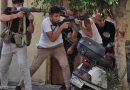 لبنان:عندَ مستديرةِ الطيونة ..توقف البلدُ وكلُ ما عليها طار