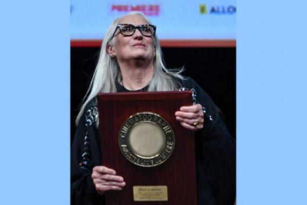 المخرجة جين كامبيون تفوز بجائزة «لوميير»
