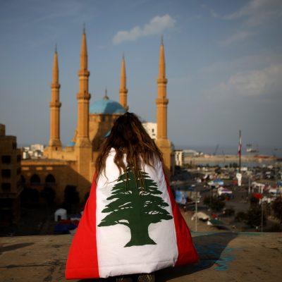 لم ينتظر اللبنانيون عيدية .. فهم كانوا العيد وصناع القرار..