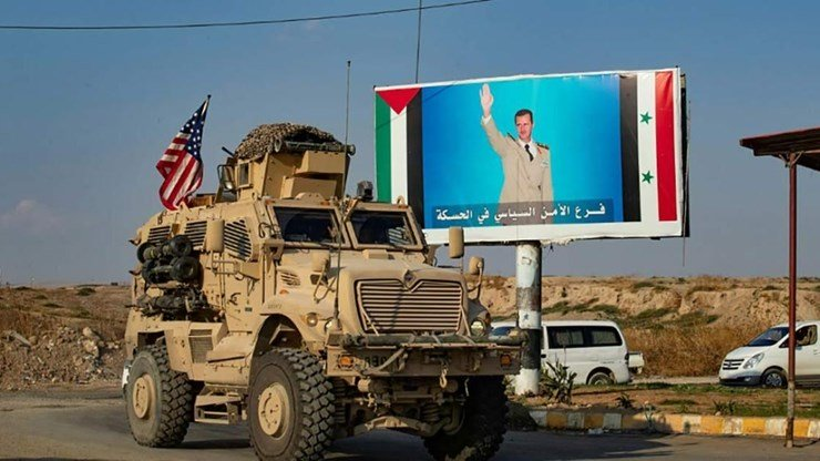 إيران ضرَبت وأميركا ردّت بالعقوبات ووُضِعَتِ الحربُ في ثلاجةِ المِنطقة واخلاء قاعدتها في الحسكة