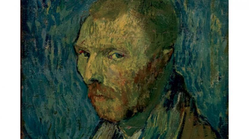 متحف هولندي يؤكد أصالة لوحة ذاتيه للرسام فان غوخ