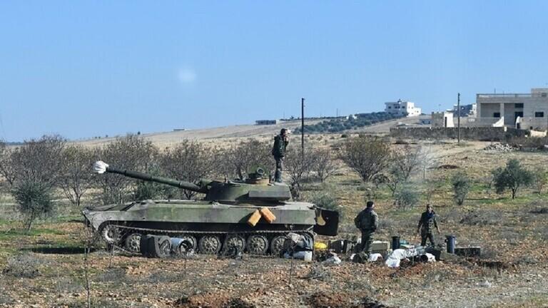 مقتل 40 جنديا سوريا وإصابة 80  بريف  إدلب