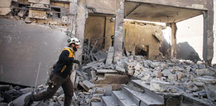 صحف اليوم 18.02.2020الأمم المتحدة: العنف في سوريا مروّع, تركيا تعزز انتشارها في إدلب وتتفادى استفزاز روسيا