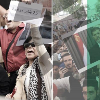 درج :ريد مطر – مصر تودّع دكتاتورها… وشعبه يبكي