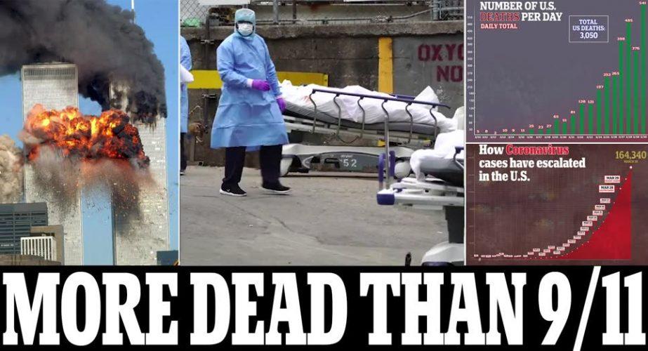صحف واقتصاد اليوم 31.03.202كورونا: الولايات المتحدة الأولى بعدد الإصابات، ودول أوروبية ترسل مساعدات طبية إلى إيران