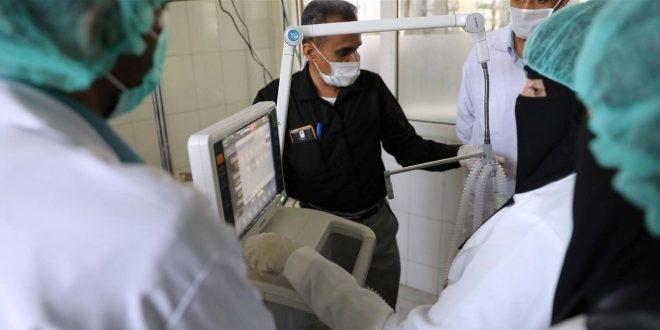 الحكومة الأميركية  ومنحة لمختبر ووهان لتسريب الفيروس وجونسون يغادر المستشفى و طبيب لبناني الوضع كارثي