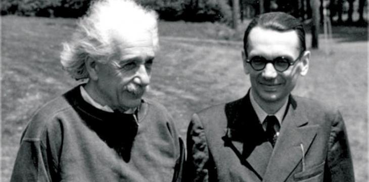 آينشتاين وغوديل... عبقريان على طرفي نقيض ومالتوس مفكرا