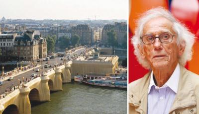 رحيل فنان بلغاري قبل تحقيق حلمه بتغليف قوس النصر في باريس