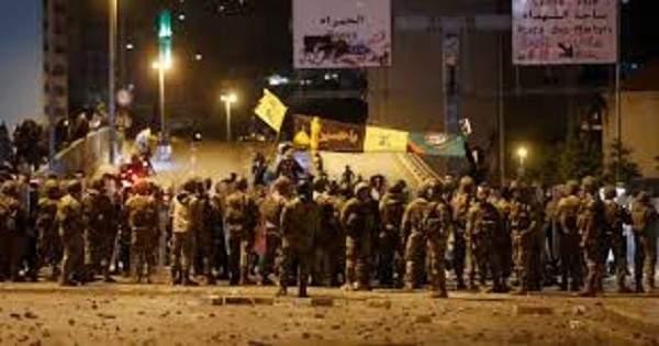 لبنان وصراع الاخوة :لم يكسِروا بيروتَ مِن جهةِ الشرق لكنّهم حرقوا القلبَ مِن جهةِ الوسط.