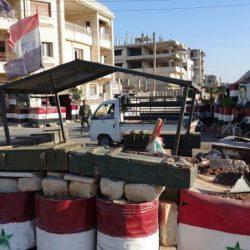 مستجدات سوريا: 10 عناصر جديدة في القصف الإسرائيلي على سوريه ومظاهرات في أم المياذن بدرعا