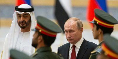 التوافق بينهما يتصدع المونيتور: التنسيق الروسي الإماراتي بليبيا شهد تراجعاً بعد هزائم حفتر