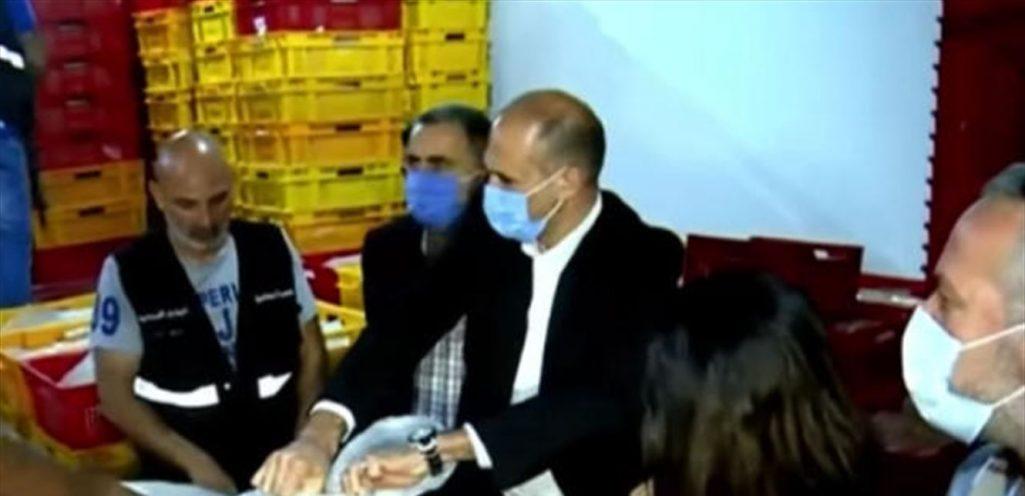 لبنان:بالدجاج المشهود