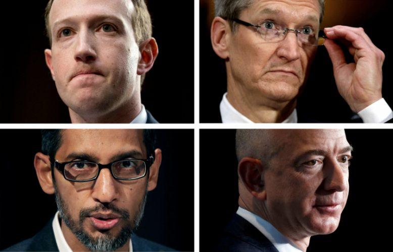 محاكمة تاريخية لفيسبوك وجوجل وأمازون وآبل..هل حان وقت محاسبة عمالقة الاحتكار؟