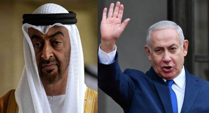 """تطبيع رسمي :الإمارات وإسرائيل تعلنان توصلهما لـ""""اتفاق سلام"""" برعاية أمريكية وتفاصيل """"الصفقة"""""""