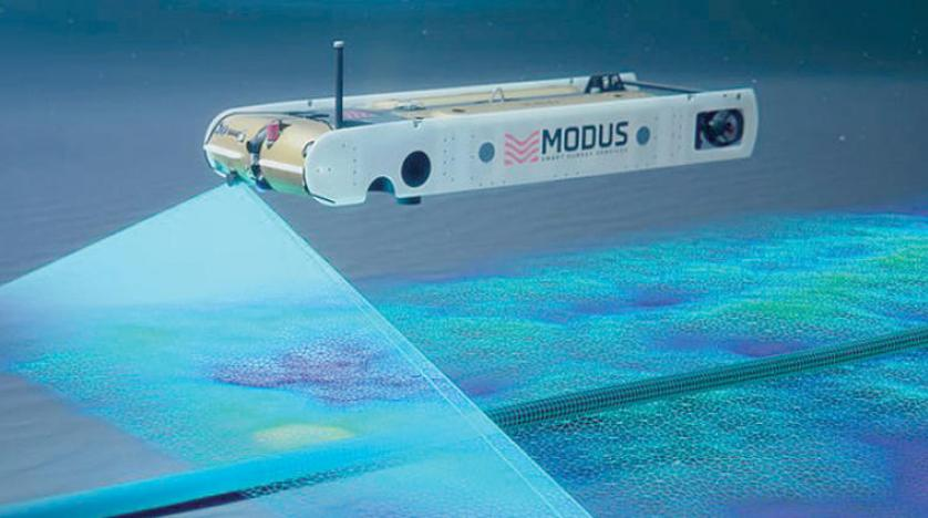 الروبوتات تشق طريقها في أعماق المحيط ,كمامات شفافة لمساعدة الصمّ,