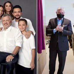 امنيات رانيا ملكة الأردن لبلوغها الخمسين من عمرها لعائلتها...