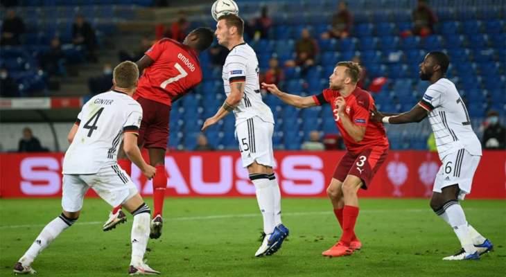 فوز اسبانيا، تعادل المانيا، ميسي الى التمارين واقصاء ديوكوفيت لسبب غريب