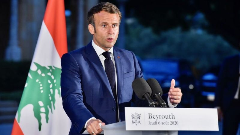 أزمة لبنان وخطاب ماكرون ضرب مبّرح: ماذا ستفعل فرنسا لإنقاذ مبادرتها بعد اعتذار مصطفى أديب عن تشكيل الحكومة؟