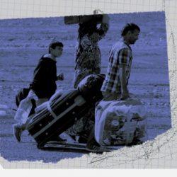 """عن موقع درج:""""جدار موت"""" بين إدلب وتركيا يمول """"هيئة تحرير الشام"""""""