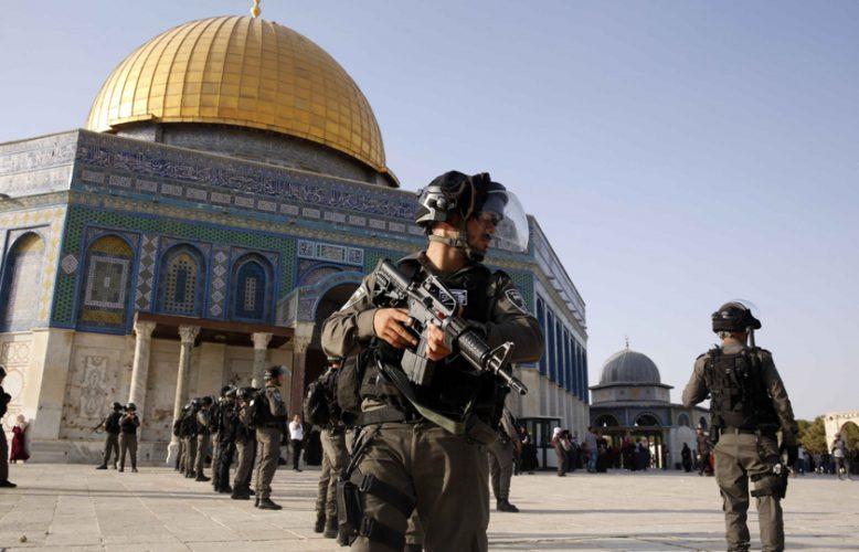 التطبيع الإماراتي الإسرائيلي لتقسيم قِبلة المسلمين الأولى وقلب الوضع بالأقصى