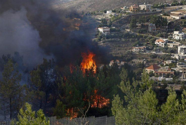 فيديو: عشرات الحرائق في سوريا.. ما الذي يحدث؟