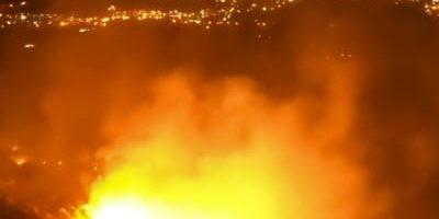 """كتبخالد سليمان""""بدرج"""":سوريا ولبنان: حرائق الغابات تعطّل مناعة المنطقة"""