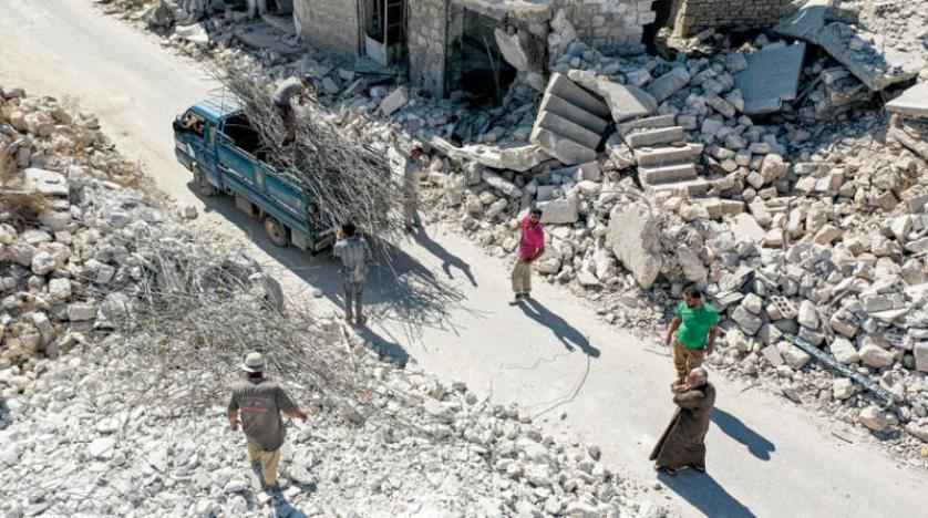 أميركا «تضبط إيقاع» حلفائها إزاء «ملفات» سوريا ومؤتمر اللاجئين
