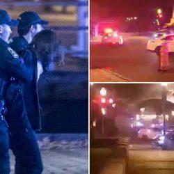 """شاب يطعن 7 بالسيف في كيبيك: قتيلان و 5 جرحى في هجوم بالسلاح الأبيض بزي """"الساموراي"""""""
