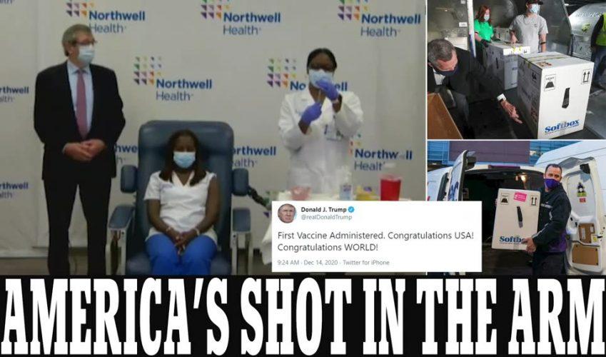 صحف اليوم:بدء حملة التلقيح ضد فيروس كورونا في اميركا والإمارات، والمجمع الانتخابي يستعد لتأكيد فوز بايدن بالسباق الرئاسي الأمريكي