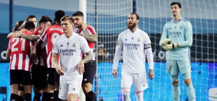 بلباو يضرب موعدا مع برشلونة،تعادل مرير لارسنال، ديربي روما يخطف الاضواء وسر مثير يتعلق بزلاتان